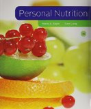 PERSONAL NUTRITION-W/ACCESS+STUDY CARDS N/A 9781133498353 Front Cover