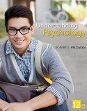 Understanding Psychology  12th 2015 edition cover