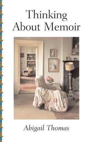 Thinking about Memoir  N/A edition cover
