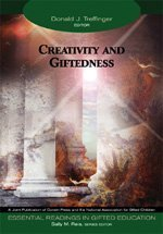 Creativity and Giftedness   2004 9781412904353 Front Cover