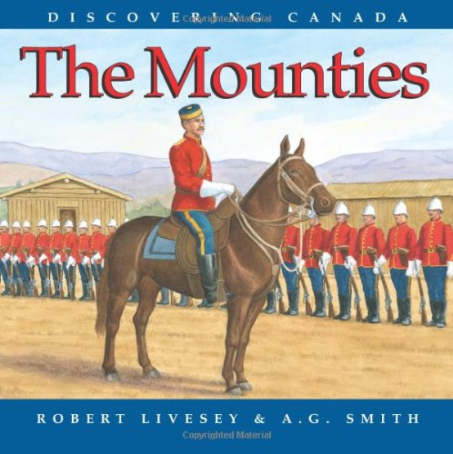 Mounties   2008 9781550051353 Front Cover