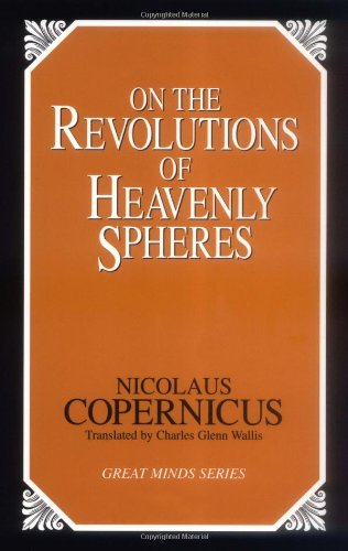 On the Revolutions of Heavenly Spheres  Unabridged edition cover