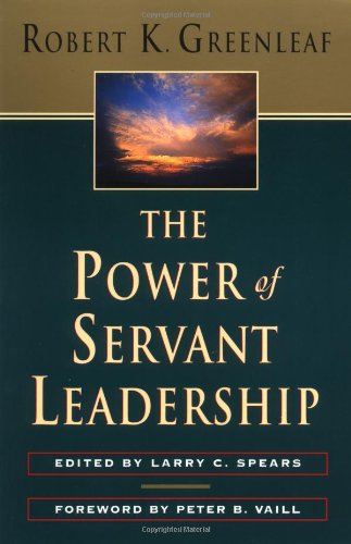 Power of Servant Leadership   1998 edition cover