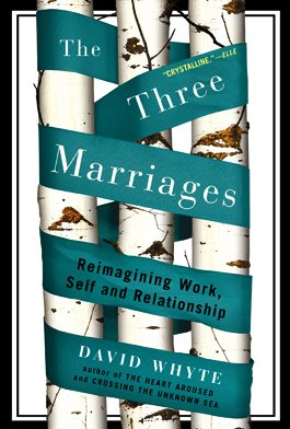 Three Marriages Reimagining Work, Self and Relationship N/A edition cover