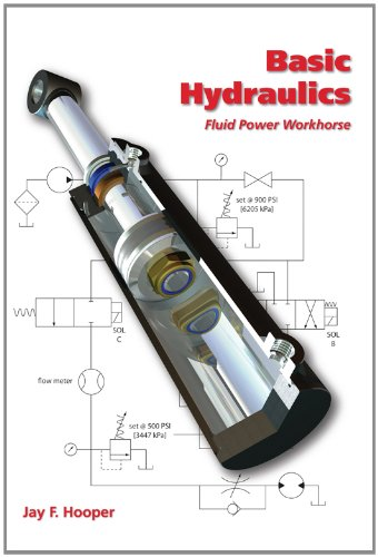 Basic Hydraulics Fluid Power Workhorse  2010 edition cover