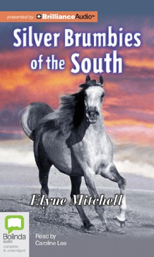 Silver Brumbies of the South:   2013 edition cover