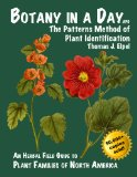 Botany in a Day The Patterns Method of Plant Identification 6th 2013 edition cover