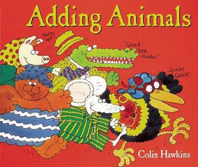 Adding Animals  N/A 9781935021353 Front Cover