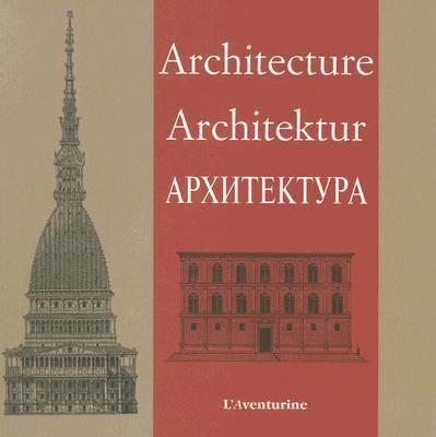 Architecture/Architektur  N/A 9782914199353 Front Cover