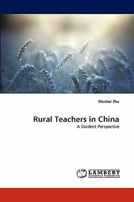 Rural Teachers in Chin  N/A 9783838380353 Front Cover
