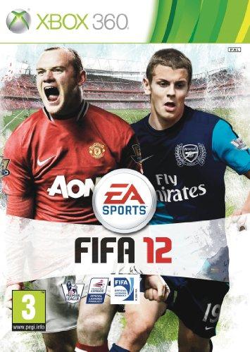Fifa 12 Xbox 360 artwork