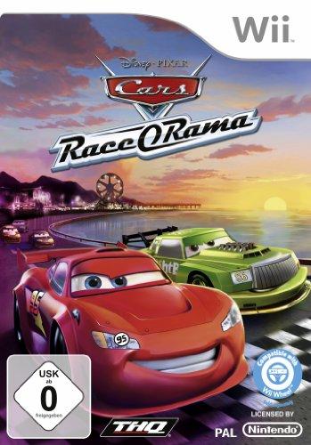 Cars - Race-O-Rama [Software Pyramide] Nintendo Wii artwork