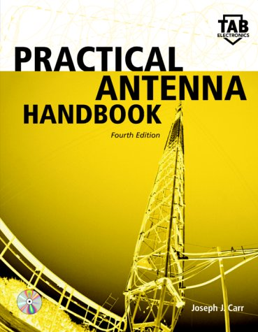 Practical Antenna Handbook  4th 2001 (Revised) edition cover