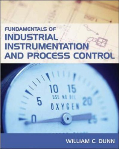 Fundamentals of Industrial Instrumentation and Process Control   2005 edition cover