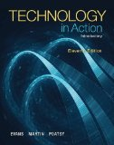 Technology in Action, Introductory  11th 2015 9780133827354 Front Cover