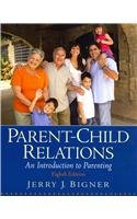 Parent-Child Relations An Introduction to Parenting Plus MyVirtualChild Standalone Access Card 8th 2010 9780137043354 Front Cover