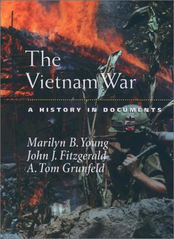 Vietnam War A History in Documents N/A edition cover