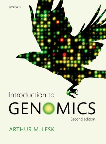 Introduction to Genomics  2nd 2012 edition cover