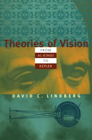 Theories of Vision from Al-Kindi to Kepler   1981 (Reprint) edition cover