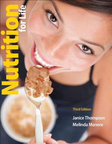 Nutrition for Life  3rd 2013 (Revised) edition cover