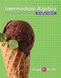 Intermediate Algebra for College Students  9th 2015 edition cover