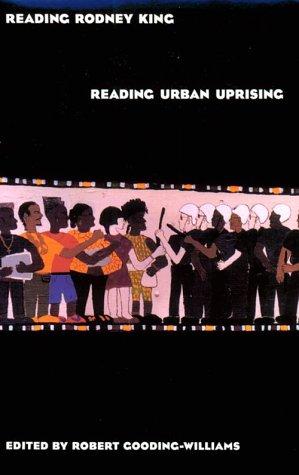 Reading Rodney King - Reading Urban Uprising   1993 edition cover