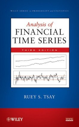 Analysis of Financial Time Series  3rd 2010 edition cover