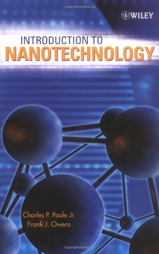 Introduction to Nanotechnology   2003 edition cover