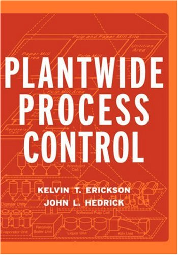 Plant-Wide Process Control   1999 edition cover