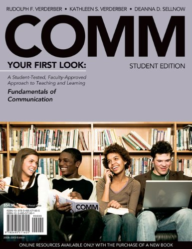 Comm   2009 edition cover