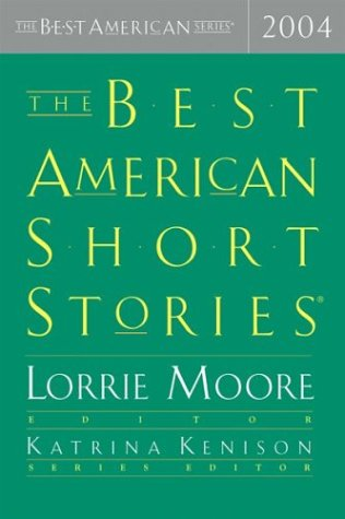 Best American Short Stories 2004   2004 edition cover