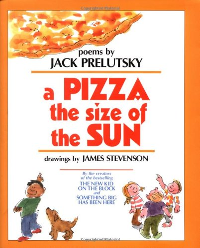 Pizza the Size of the Sun   1996 edition cover