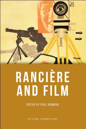 Ranci�re and Film   2013 9780748647354 Front Cover