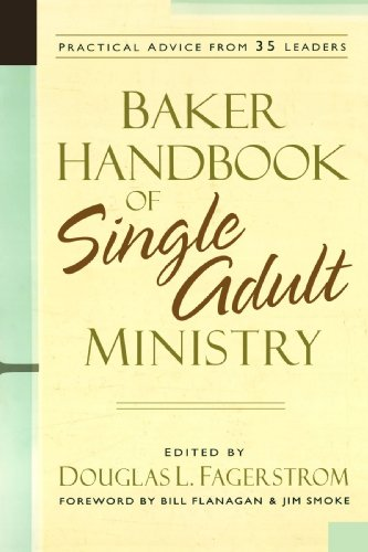 Baker Handbook of Single Adult Ministry  N/A edition cover