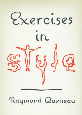 Exercises in Style   2012 edition cover