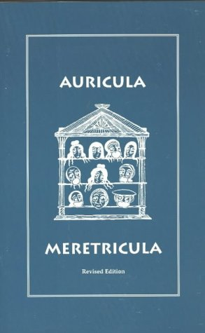 Auricula Meretricula  2nd (Revised) edition cover