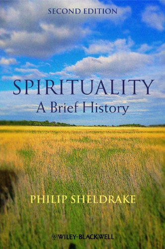 Spirituality A Brief History 2nd 2013 edition cover