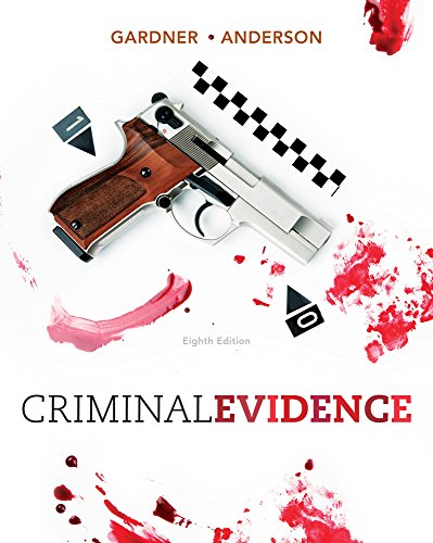 CRIMINAL EVIDENCE:PRIN...-W/AC N/A 9781133392354 Front Cover