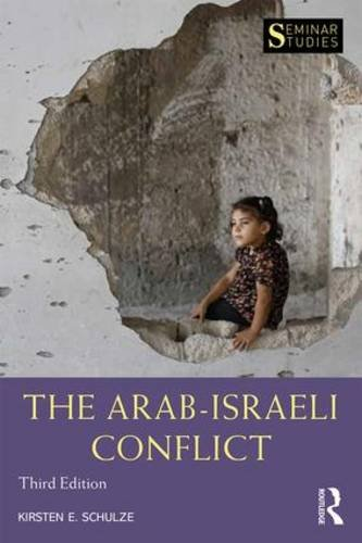 Arab-Israeli Conflict  3rd 2017 (Revised) 9781138933354 Front Cover