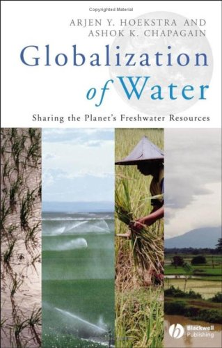 Globalization of Water Sharing the Planet's Freshwater Resources  2008 edition cover
