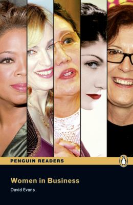 Famous Women in Business  2nd 2008 9781405882354 Front Cover