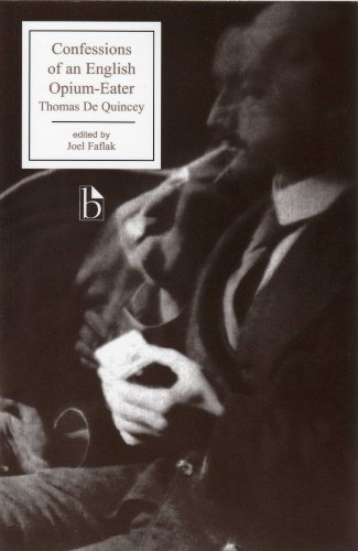 Confessions of an English Opium-Eater and Related Writings   2008 edition cover