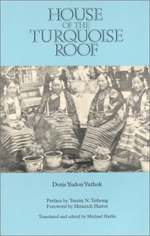 House of the Turquoise Roof  N/A 9781559390354 Front Cover