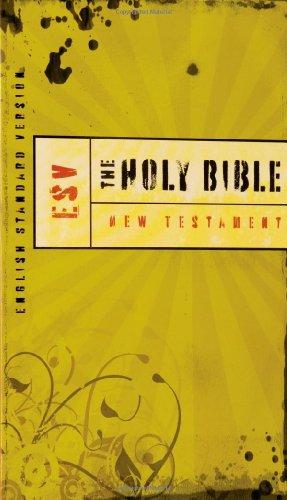 ESV Outreach New Testament  N/A edition cover