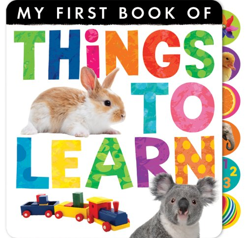 Things to Learn:   2013 edition cover