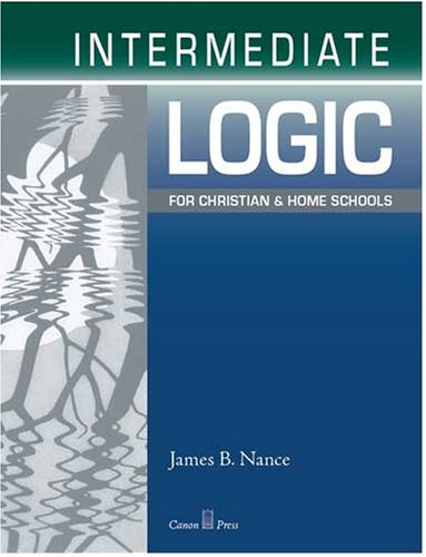 Intermediate Logic - Student (2nd Edition) 2nd 2006 edition cover