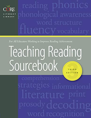 Teaching Reading Sourcebook:   2018 9781634022354 Front Cover