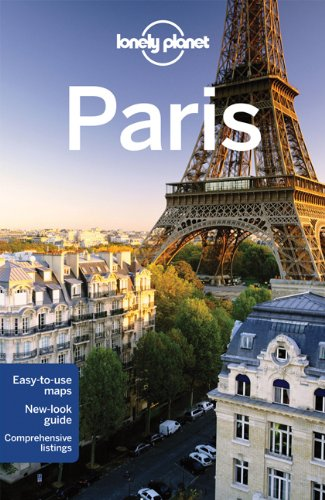 Paris  9th 2013 (Revised) 9781742200354 Front Cover