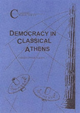 Democracy in Classical Athens  2nd 2001 edition cover