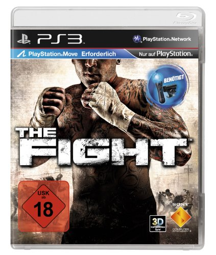 The Fight (Move erforderlich) PlayStation 3 artwork